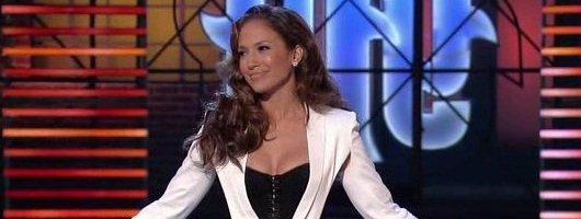 Jlo on Lopez Tonight