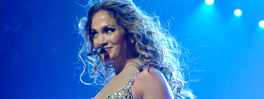 JLo in Montreal Day 2